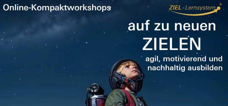Kennenlern-Workshops zum ZIEL-Lernsystem